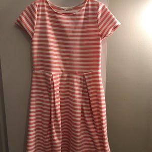 Dresses & Skirts - Striped a line dress